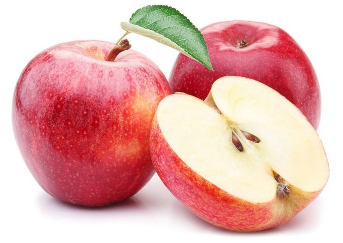 apple to increase eyesight