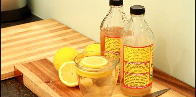 apple cider vinegar aur nimbu ke fayde