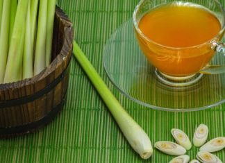 Lemongrass-Tea