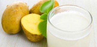 potato juice ke fayde