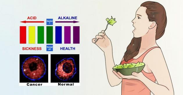 एल्कलाइन डाइट alkaline diet ke fayde in hindi