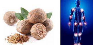 जायफल के फायदे jaiphal ke faye in hindi