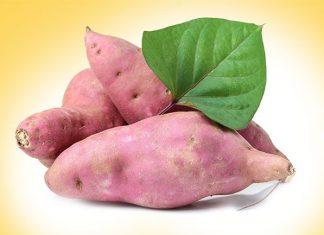 sweet-potato shakarkand